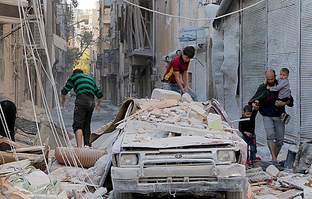 """""""Przerwa humanitarna"""" w syryjskim Aleppo pozytywna ale zbyt krótka"""