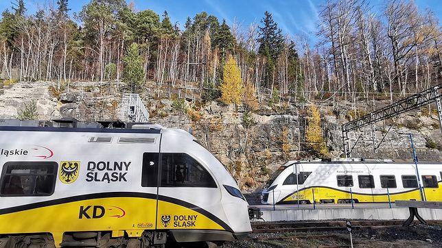 Dolny Śląsk. Kolejne pociągi wracają od lipca. Pojedziemy za granicę