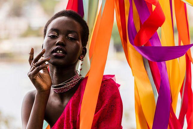Adut Akech jest jedną z najbardziej pożądanych modelek na świecie