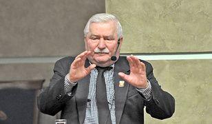 Były prezydent Lech Wałęsa