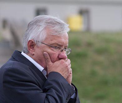 Poseł PiS Krzysztof Lipiec