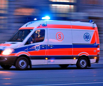 Wypadek pod Kaliszem