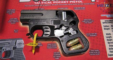 To nie zabawka! To zabójcza broń!
