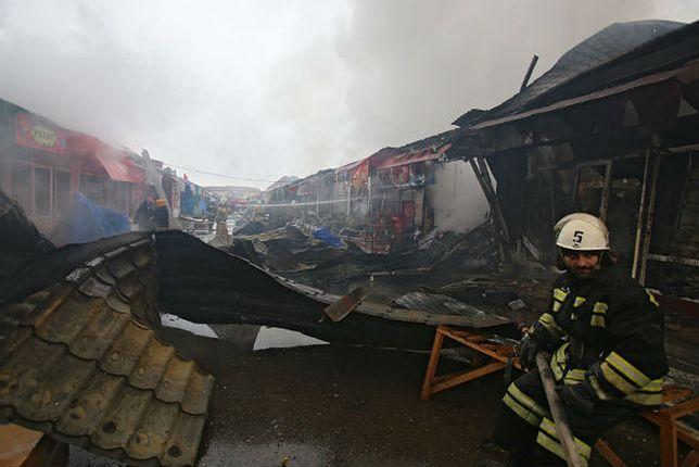 Po ataku terrorystów w Groznym