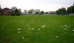 Chcą walczyć ze śmieciami. W Armenii peta nie wyrzucaj na ulicę