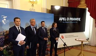 Wiceprezydent Gdańska: nocą przychodziły maile od służb. Adamowicz był rozpracowywany