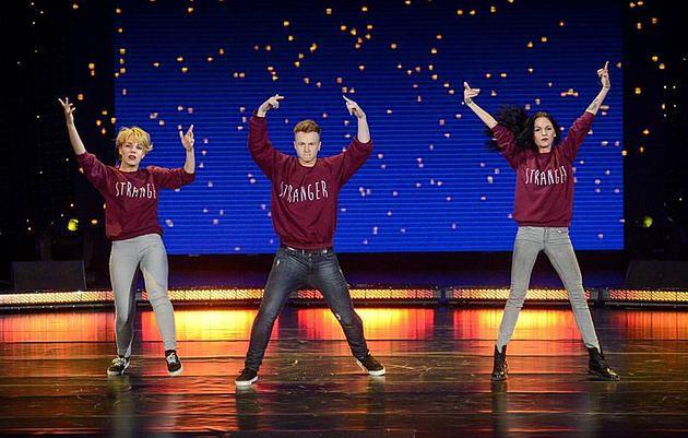 """""""Tylko taniec"""": Honey Skarbek i jej tancerze w programie!"""