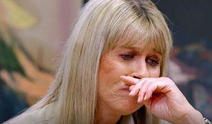 Terri Irwin nie mogła powstrzymać płaczu