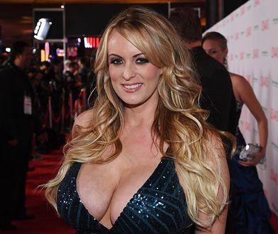 Aktorka porno chce otwarcie mówić o Trumpie. Jest gotowa oddać pieniądze