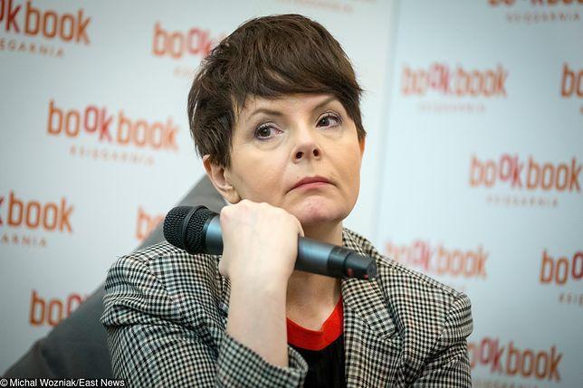 Karolina Korwin Piotrowska o kłótni Klepackiej i Rusin