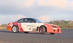 Szkoła driftu, czyli nauka jazdy bokiem