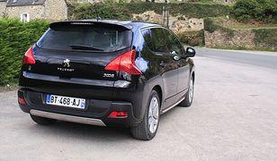 Peugeot 3008 HYbrid4: wyważone rozwiązanie