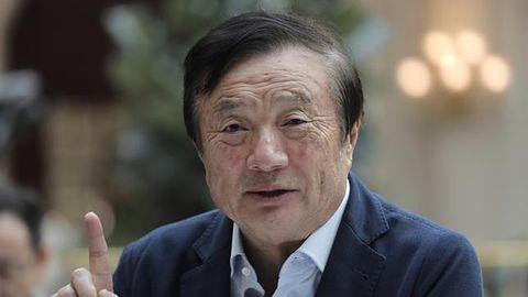 Założyciel Huawei: Kiedy rodzina jest za granicą, nadal kupuję im iPhone'y