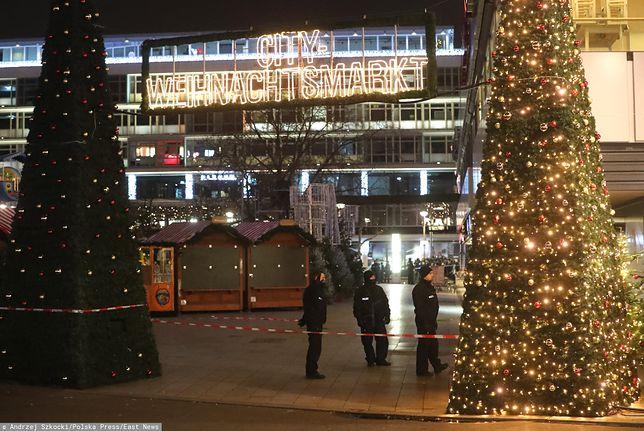 Berlin. Ewakuowano jarmark bożonarodzeniowy