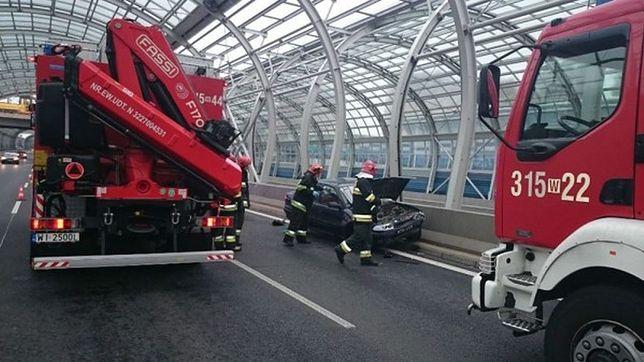Kto widział wypadek na Trasie Toruńskiej?