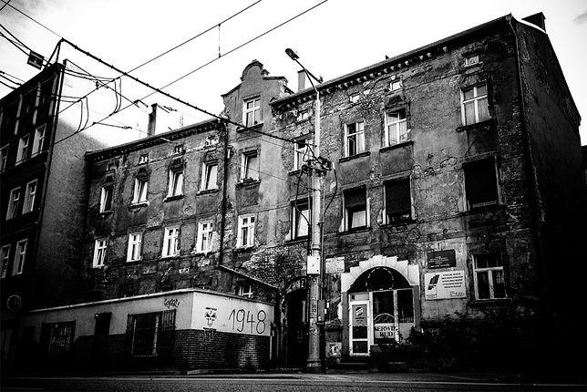 Kamienica przy ul. Niemierzyńskiej 7 w Szczecinie. W tym budynku Józef Cyppek dokonał morderstwa