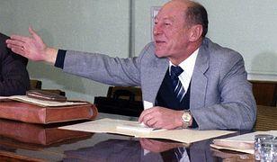Mirosław Milewski na XIV Plenum KC PZPR. Listopad 1983 r.