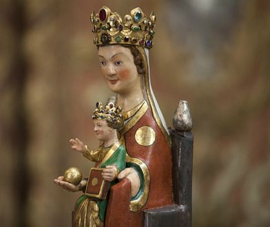 Figurka Matki Bożej Bardzkiej starsza niż sądzono