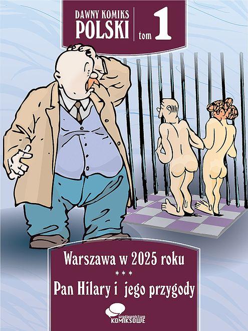 Jak zaczynał polski komiks