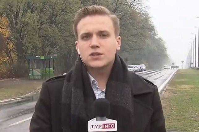 Bryan Kasprzyk i dwójka innych dziennikarzy z TVP3 Poznań zrezygnowała z pracy