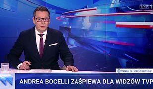 """Nawet w taki dzień nie mogli sobie podarować. """"Wiadomości"""" atakują Polsat"""