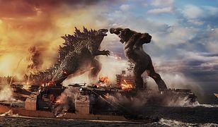 """Starcie tytanów w """"Godzilla vs. Kong"""""""