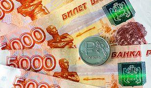 Nadzwyczajne spotkanie w banku centralnym Rosji. Atak spekulacyjny na rubla?