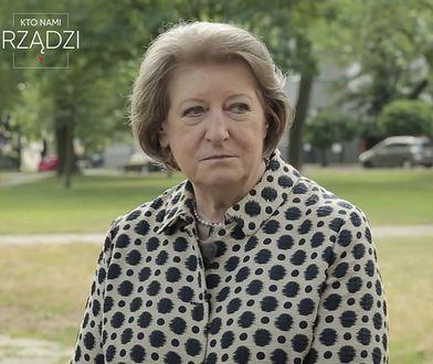Hanna Suchocka: na razie nikt mnie nie przekonał, że konstytucję trzeba zmienić