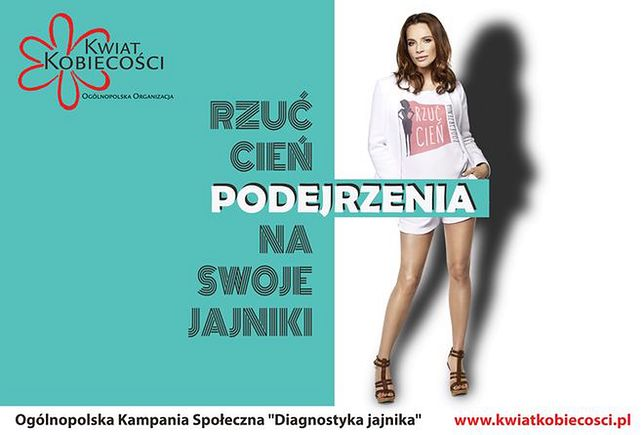 """Inauguracja pierwszej odsłony Ogólnopolskiej Kampanii Społecznej """"Diagnostyka jajnika"""""""