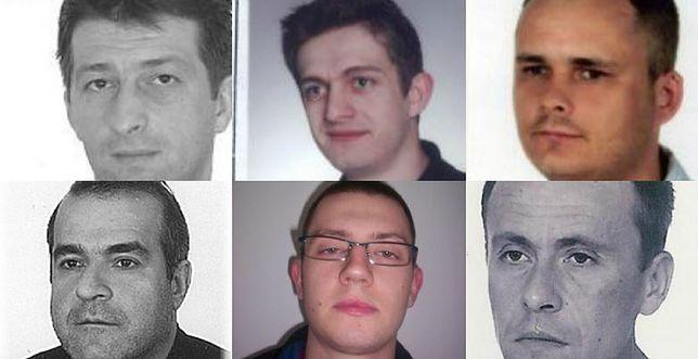 Alimenciarze traktowani jak groźni przestępcy. Policja publikuje ich twarze