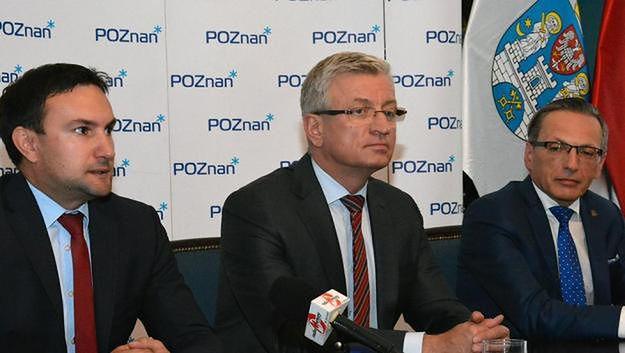 Kolejna zmiana wiceprezydenta Poznania. Tomasz Lewandowski zastąpił Arkadiusza Stasicę