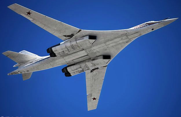 Rosja wznowiła produkcję bombowców strategicznych Tu-160
