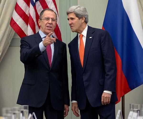 """John Kerry i Siergiej Ławrow wezwali do """"ograniczonego zawieszenia broni"""" w Syrii"""