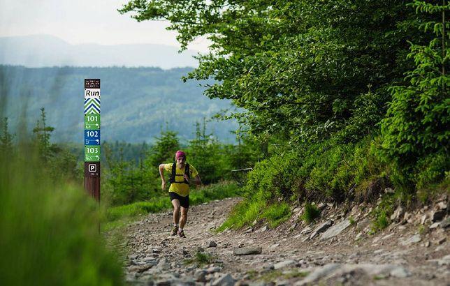 Beskidy. Będą trasy dla biegaczy górskich.