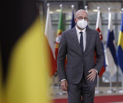 Szczyt UE. Unia bardziej radykalnie wobec Łukaszenki