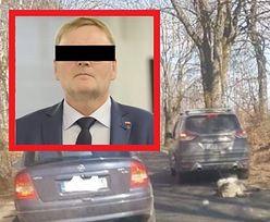 """Były senator PiS zamęczył psa. Mieszkańcy Kościerzyny """"plują na niego"""""""