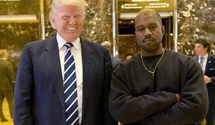 """Kanye West planuje zostać prezydentem USA. """"Traktuje to bardzo poważnie"""""""