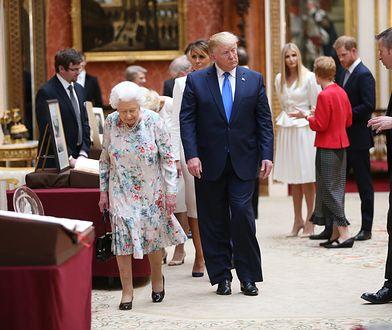 Prezydent Trump znowu mówi o księżnej Meghan!