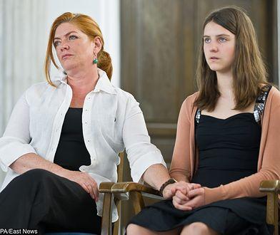 Katarzyna Dowbor musi pożegnać się z córką. Nastolatka realizuje swoje marzenia