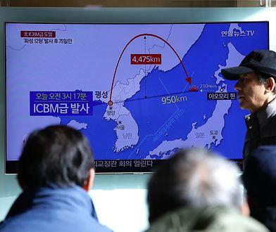 Korea Płn. przetestowała nową rakietę. Teraz nikt nie może czuć się bezpiecznie