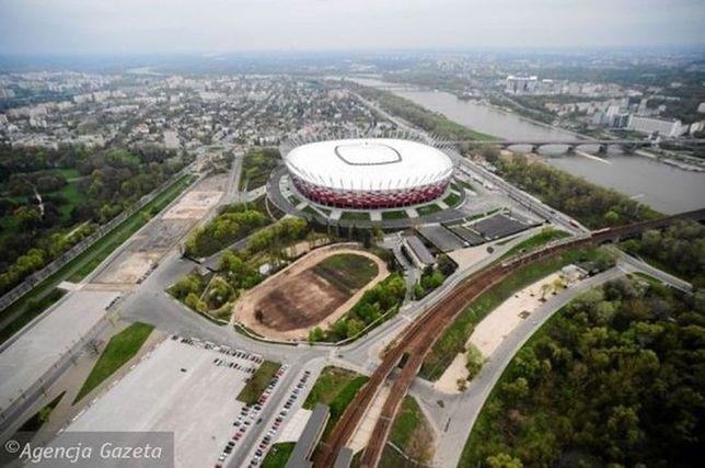 Przygotowania do NATO. Wokół Stadionu Narodowego powstanie 2,5-metrowy płot