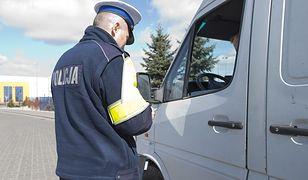 W weekend wzmożone kontrole policji