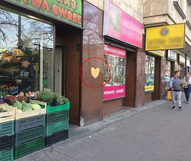 """Sklep """"Zielony Raj"""" na ul. Puławskiej w Warszawie"""