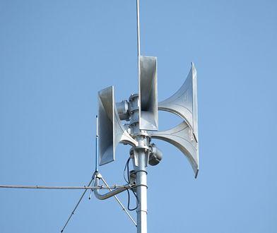 Syrena alarmowa zabrzmi przy ulicy Żwirki i Wigury