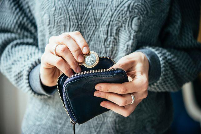 Czasami wystarczy nam mały portfel