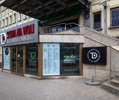 Warszawa. Dalsze losy teatru przy ul. Kasprzaka 22