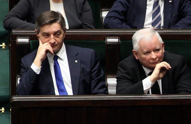 PiS chce wprowadzić nowe kary dla posłów