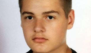14-letni Kacper z Gorczyna