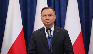 """Koronawirus w Polsce. Andrzej Duda zdecydował ws. """"Tarczy Antykryzysowej"""""""