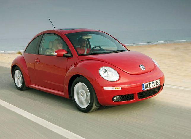 10. Volkswagen New Beetle